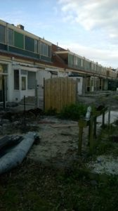 aantal woningen strippen
