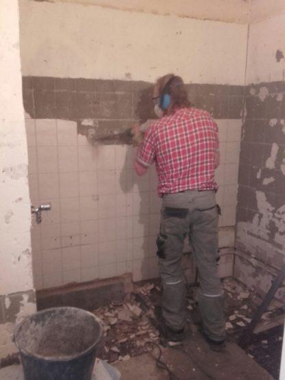 badkamer strippen