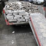 afval afvoeren sloopwerk