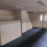 kantoor verdieping slopen