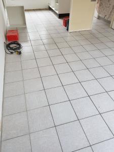 plavuizen verwijderen vloerverwarming